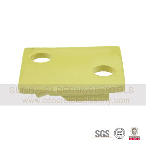 Trapezoid Type Glue Removing PCD Grinding Disc pictures & photos