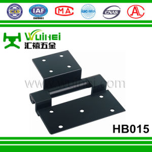 Aluminum Alloy Power Coating Pivot Hinge for Door with ISO9001 (HB015) pictures & photos