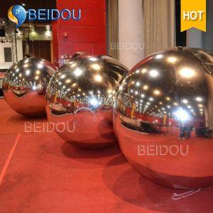 Factory Wholesale Decorative Plastic Mirror Balls Ornaments Disco Inflatable Mirror Ball