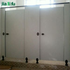 Jialifu Hot Sale Phenolic Laminate Toilet Partition pictures & photos