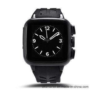 SIM Card WiFi Uc08 Watch Android 4.4 GSM Smart Phone Watch pictures & photos