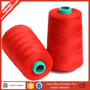 2016 Tailian Wholesale High Tenacity 40/2 100% Spun Polyester Sewing Thread pictures & photos