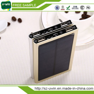 Free Samples Solar Battery Charger Power Bank pictures & photos