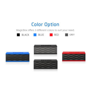 Wholesale 2016 Loud Portable Mini Bluetooth Wireless Speaker with 6 Buttons pictures & photos