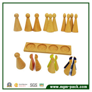 Interesting Kids Wooden Education Toy for Fraction Training pictures & photos