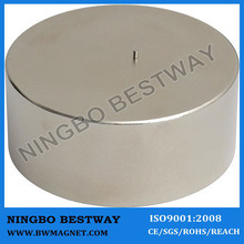 Custom Round Shape Small Bar Magnets pictures & photos