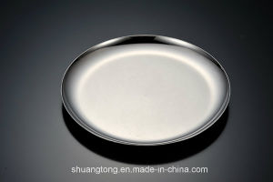 Plastic Plates Dishes PS Plates Tray Supplier pictures & photos