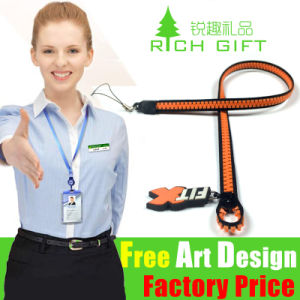 Free Sample Factory Loop Directly Sale Full-Color Lipstick Lanyard pictures & photos
