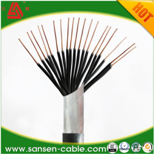Kvv22 450/750V PVC Insulated Steel Tape Armoured PVC Sheathed Control Cable pictures & photos