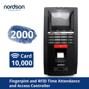 Biometric Time Attendance and Access Control pictures & photos