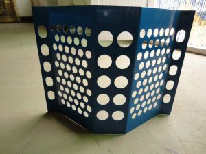 Ss Perforated Mesh Sheet Factory Supply pictures & photos