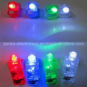 Popular Party Item Souvenir Laser Fingers with Logo Print (4012) pictures & photos