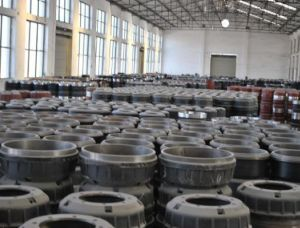 Heavy Duty BPW Brake Drum OE Number: 0310977720/03.109.77.72.0/03.106.77.52.0/03.109.77.30.0 pictures & photos