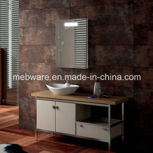 2016 New Products Modern Bathroom Mirror Cabinet with High Quality pictures & photos