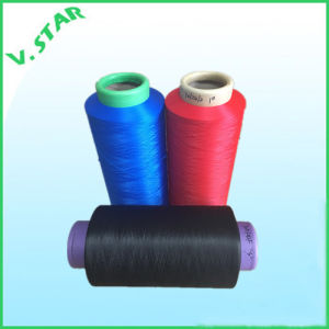Dope Dyed Nylon DTY Yarn pictures & photos