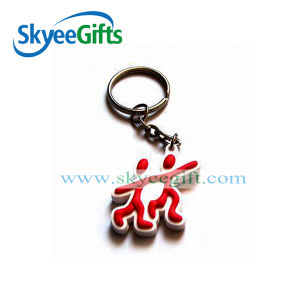 World Cup Football Team Clothes Soft PVC Keychains pictures & photos