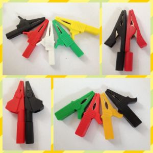 High Quality Colors 30A Alligator Clip (Rj-Y1075) pictures & photos
