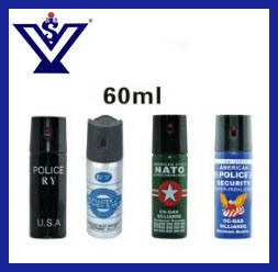 60ml CS Military Tactical Spray for Police (SYSG-37) pictures & photos