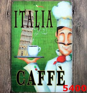 Wholesale Embossed/Flat Metal Tin Signs