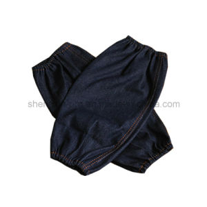 Popular Jean Kitchen Apron for Adult pictures & photos