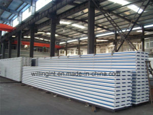 Wall Roof Foam Material EPS Sandwich Panel Easy Insulated pictures & photos