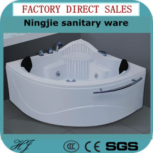 New Design Bathroom Hot Acrylic Jacuzzi Bathtub (528) pictures & photos