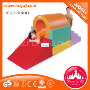 Ce Approved Kids Indoor Soft Play Area in School pictures & photos