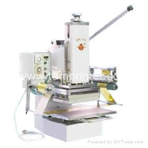 Tam-358 Small Manual Hot Foil Stamping Machine in Stock pictures & photos