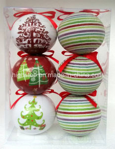 Christmas Pattern Ball pictures & photos