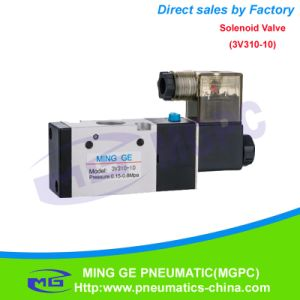 3V300 Series High Quality Solenoid Valve (3V310-10) pictures & photos