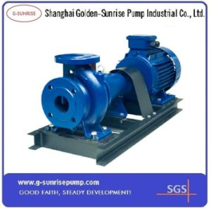 Xa Single Stage End Suction Centrifugal Water Pump