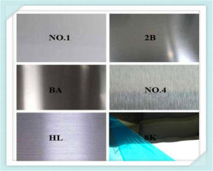 201 304 Mirror Etched Titanium Decoration Stainless Steel Sheet