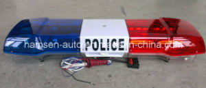 47.2 Inches I-Shaped F5 High Brightness LED Police Lightbar