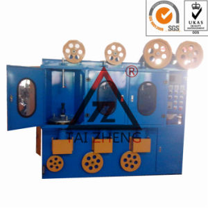 Triple Decked Vertical Taping Machine pictures & photos