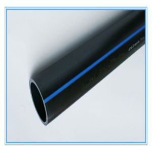 HDPE Hard Plastic Water Pipe for Water Supply. pictures & photos