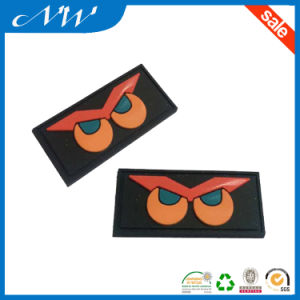 Customized Fashionable Best Quality PVC Rubber Patch pictures & photos
