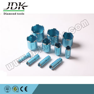 Diamond Core Drill Bit Series for Stones and Concrete pictures & photos