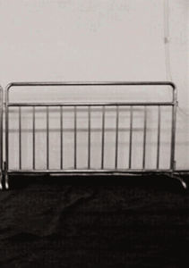 China Manufactured Cheap Temporary Baluster for Crowd Controlling or separation