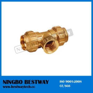 Hot Sale Elbow PE Pipe Fitting (BW-307) pictures & photos