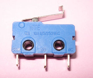 SGS Miniature 16 (4) a Micro Switch