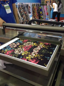 Newest Small Business Ideas T Shirt 3D Textile Inkjet Plotter Printing Machine pictures & photos