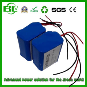 18650 Battery Pack 7.4V 4400mAh for Medical Equipment Medical Device pictures & photos