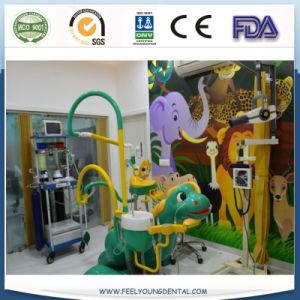 Dino Children Dental Unit Manufactory pictures & photos