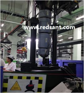 Vertical Injection Molding Machine Insulation Blanket pictures & photos
