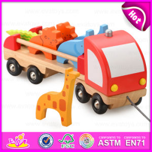2016 Brand New Wooden Car Toy, Wood Car Toy, Kids′ Toy Car, Lovely Wooden Car Toy W04A208 pictures & photos