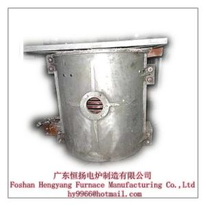 Cast Iron Melting Induction Furnace 500kg pictures & photos