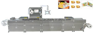 Packing Machine for Cooked Food Vacuum Packing pictures & photos