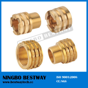 China Male Brass Insert for Widely Use (BW-723) pictures & photos