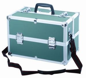 Hot Sale Cheap Portable Aluminum Tool Box pictures & photos
