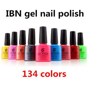 Silk Screen Bottle Gel Polish Factory 134 Colours pictures & photos